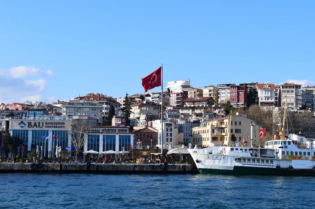 Турция посткоронавирус