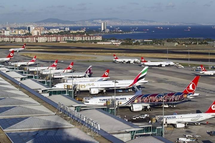 Турция откроет авиасообщение