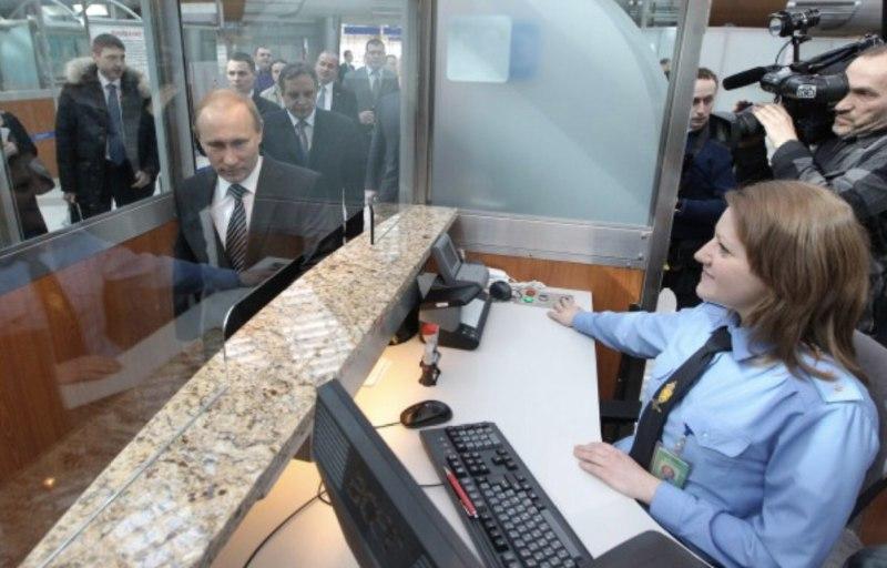 Россия открыла границы с 8 июня