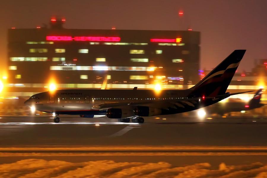 Россия возобновиит авиасообщение