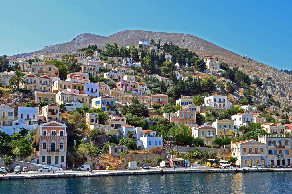 Греция откроет границы 15 июня