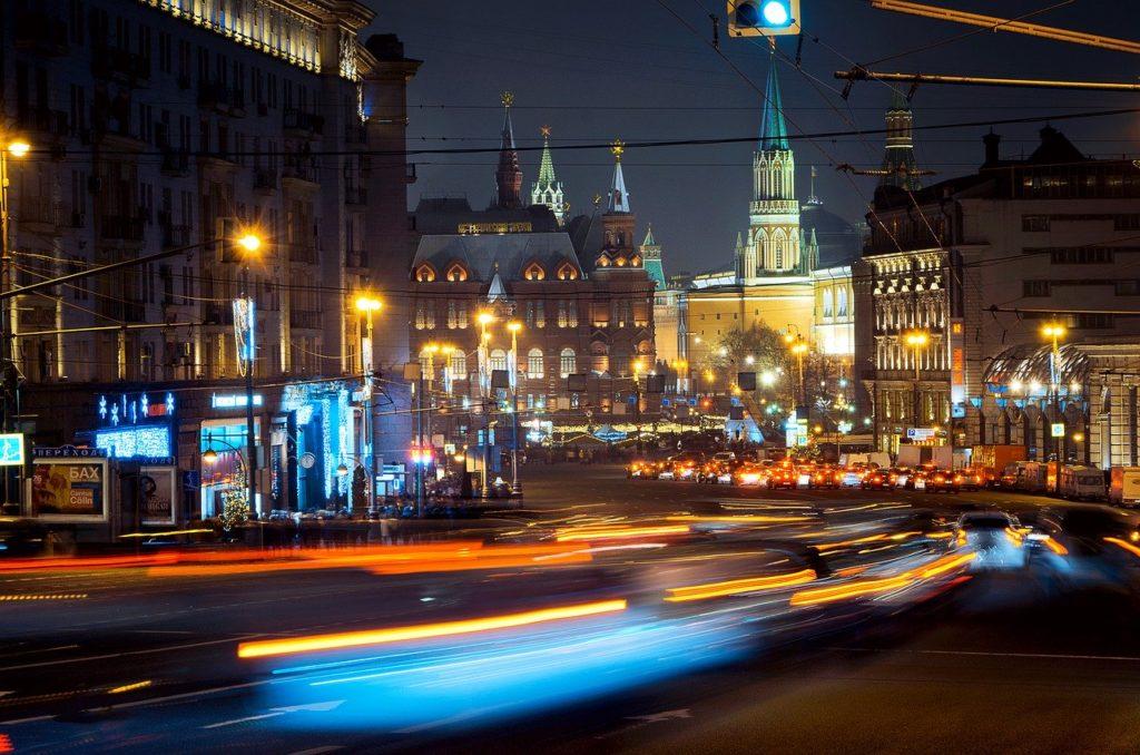Москва отменила самоизоляцию с 9 июня