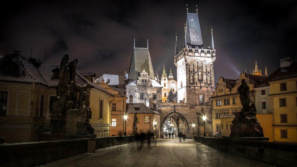 Чехия открыла границы
