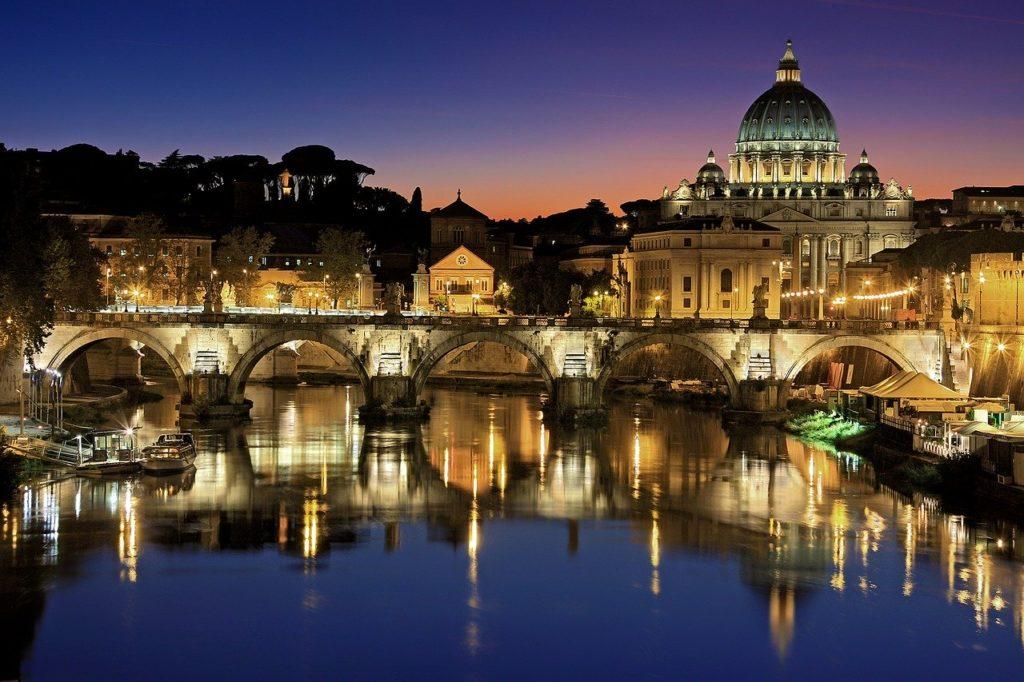 Италия открыла главные достопримечательности